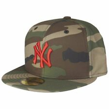 New Era 59Fifty Fitted Cap - MLB New York Yankees wood camo