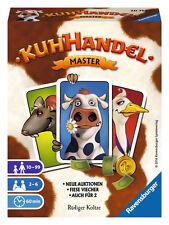 Ravensburger Kartenspiel Auktionspiel Kuhhandel Master