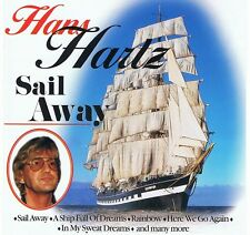 Hans Hartz - Sail Away CD NEU Long Version