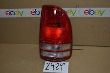 97 98 99 00 01 02 03 04 Dakota DRIVER Side Tail Light Used Rear Lamp #2489-T
