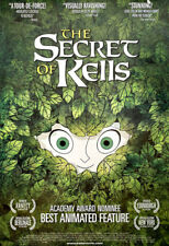 The Secret of Kells 2008 U.S. One Sheet Poster