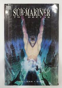 Sub-Mariner - THE DEPTHS - Hardcover - Graphic Novel - Marvel