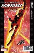 ULTIMATE FANTASTIC FOUR #16 NEAR MINT (2004 SERIES) MARVEL COMICS