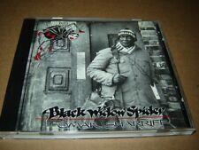Omar Sharriff - Black Widow Spider CD NM 1994 Have Mercy Sacramento blues rare
