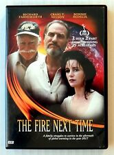The Fire Next Time ~ Rare DVD ~ OOP Complete Full TV Mini-Series Movie Craig T.