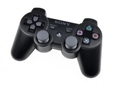 GENUINE SONY PS3 Controller Dual Shock 3 Black PrePlayed/Used MODEL: CECHZC2E