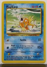 Magikarp 35/102 - NM / M - Base Set Pokemon Card - $1 Combined Shipping