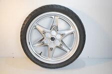 Suzuki GSX 1100 G,GV74A, Vorderrad, Felge vorne, front wheel, m. Reifen Roadtec