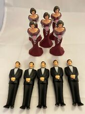 Lot Of 10 Vintage Cake Toppers Hong Kong