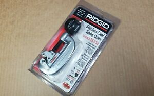 """NEW Ridgid 97212 / 15-SI Stainless Steel Tubing Cutter 3/16"""" to1-1/8"""" (5mm-28mm)"""