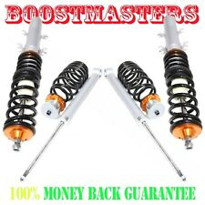 For 1998-2005 VW Beetle MKIV MK4 ONLY Coilover Suspension Lowering Kit Gold
