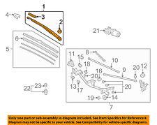 HONDA OEM 06-07 Civic-Window Windshield Wiper Arm 76600SNAA01