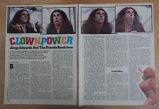 Jango Edwards  -  Clipping/Bericht aus dem Jahr 1978 - Musikzeitschrift