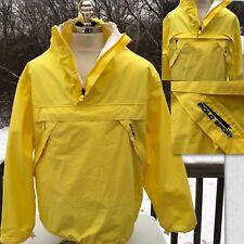 a6bf923c5 Vintage Polo Sport Ralph Lauren Pullover Jacket Mens Sz XL Yellow  Windbreaker