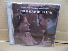 The Best Years Of Our Lives.Hugo Friedhofer.Franco Collura.Soundtrack Cd.Fre