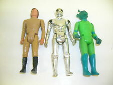 VINTAGE STAR WARS FIGURES FROM 1978 ALL FOR ONE MONEY..MAKE OFFERS!!!