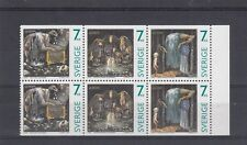 SWEDEN - SG1926-1928 MNH 1997 EUROPA - TALES & LEGENDS - PAIRS