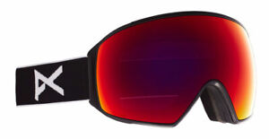 ANON M4 Toric Goggle - Anon Perceive Toric Lens + MFI Facemask + Bonus Lens- NEW