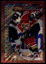 1995-96 Topps Finest Jody Hull #109
