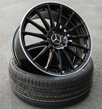18 Zoll Winterkompletträder 245/40 R18 Winterreifen für Mercedes E Klasse W212