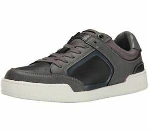 Kenneth Cole Reaction Men's Turf Dreams Sneakers Grey Size 9.5 M