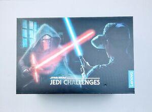Star Wars Jedi Challenges Smartphone VR Headsets Lenovo AR Headset Lightsaber
