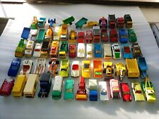 New ListingLot of 63 Vintage Cars and Trucks, 1960's, 70's and 80's & other. Lot # Vc39