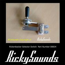 Selector Switch KNOB for Rickenbacker Bass Or Guitar