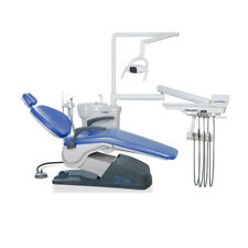 TJ2688 Tuojian A1 Dental Chair Unit Hard Leather Computer Controlled DC Motor lo