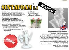 Sintafoam 1.1 Bianco Prochima resina da Stampaggio x Colata riproduzioni 500 gr
