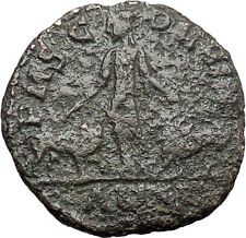 Philip I 'Arab' Rare  Big Sestertius Ancient Roman Coin Legion Bull Lion  i48219