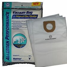 3 Bags TYPE Y HOOVER WINDTUNNEL TEMPO Allergen Upright Vacuum Bags