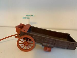 Timpo Toys Wild West Wagon made in England in need of repair