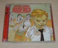 AESOP ROCK Bazooka Tooth 2CD 2003 With Bonus CD Definitive Jux Presents Jukiebox