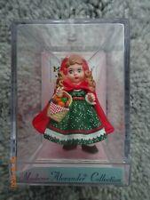 Hallmark Merry Miniatures ''Little Red Riding Hood'' New