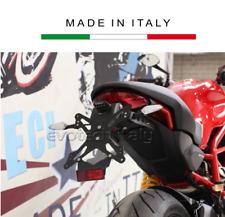 Evotech Portatarga Regolabile Ducati Monster 797