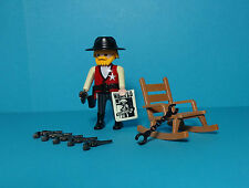 Playmobil Western ~ Sheriff / U.S. Marshall (3813)