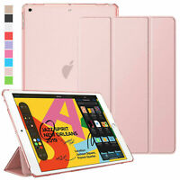 "Smart magnetic leather stand case cover for iPad 2/3/4 9.7""2018,Air, Air2, Minis"