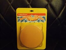 Fisher Price Fun with Play Food Bologna & Cheese Complete Set with Case Vintage