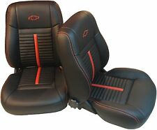 Chevelle SS Interior kit 68-72 Bucket front seats & rear bench seat upholstery