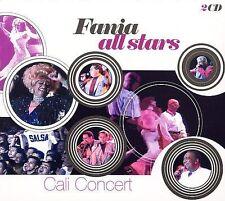 Cali Concert by Fania All-Stars (CD, Dec-2006, 2 Discs, Immortal)