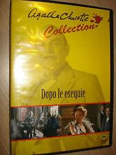 DVD  DOPO LE ESEQUIE AGATHA CHRISTIE COLLECTION  MALAVASI