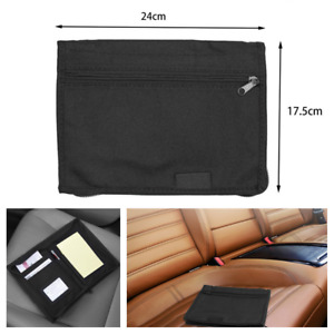Multifunction Glove Box Organizer Car Accessories Manuals Paper Storage Holder
