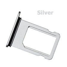 """Apple iPhone 8 Plus 5.5"""" Sim Card Holder Slot Sim Card Tray Replacement Silver"""