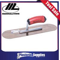 "Marshalltown 14 x 4"" 356mm x 102mm Golden Stainless Steel Pool Trowel 13123"