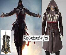 CUSTOM ! FREE WORLD WIDE SHIP Assassin's Creed Aguilar de Nerha Cosplay Costume