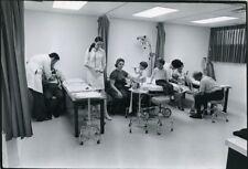 Philadelphia Hospital Emergency Room Old Inquirer Photo Edward Freeman 1970