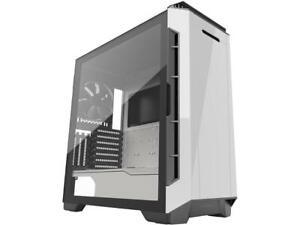 Phanteks Eclipse P600S PH-EC600PSTG_WT01 White Steel / Tempered Glass ATX Mid To