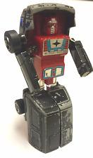 VAN, Convertors Mini Bots; 1984 Select Toys, AS IS scrap for parts or repair
