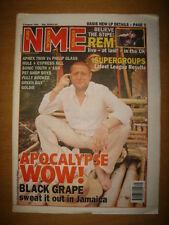 NME 1995 AUG 5 BLACK GRAPE SHAUN RYDER REM HOLE OASIS